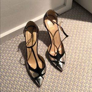 Christian Louboutin Bat Girl 100 Sandals